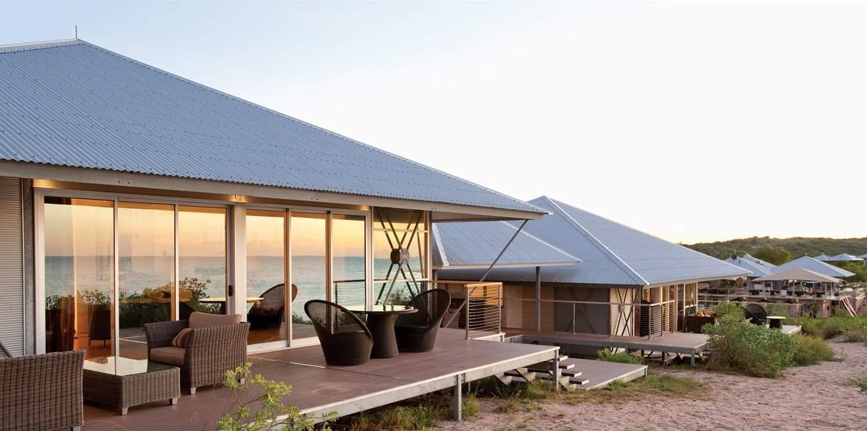Eco Beach Resort OCEAN FRONT LOCATION & Eco Beach Resort u2013 Experience The Real Kimberley Coast