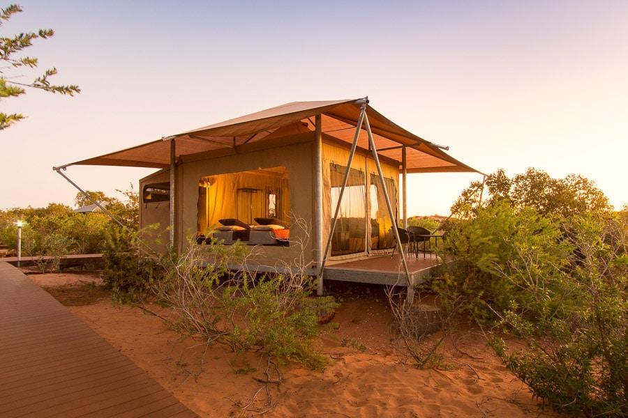 & Eco Tents u2013 Eco Beach Resort